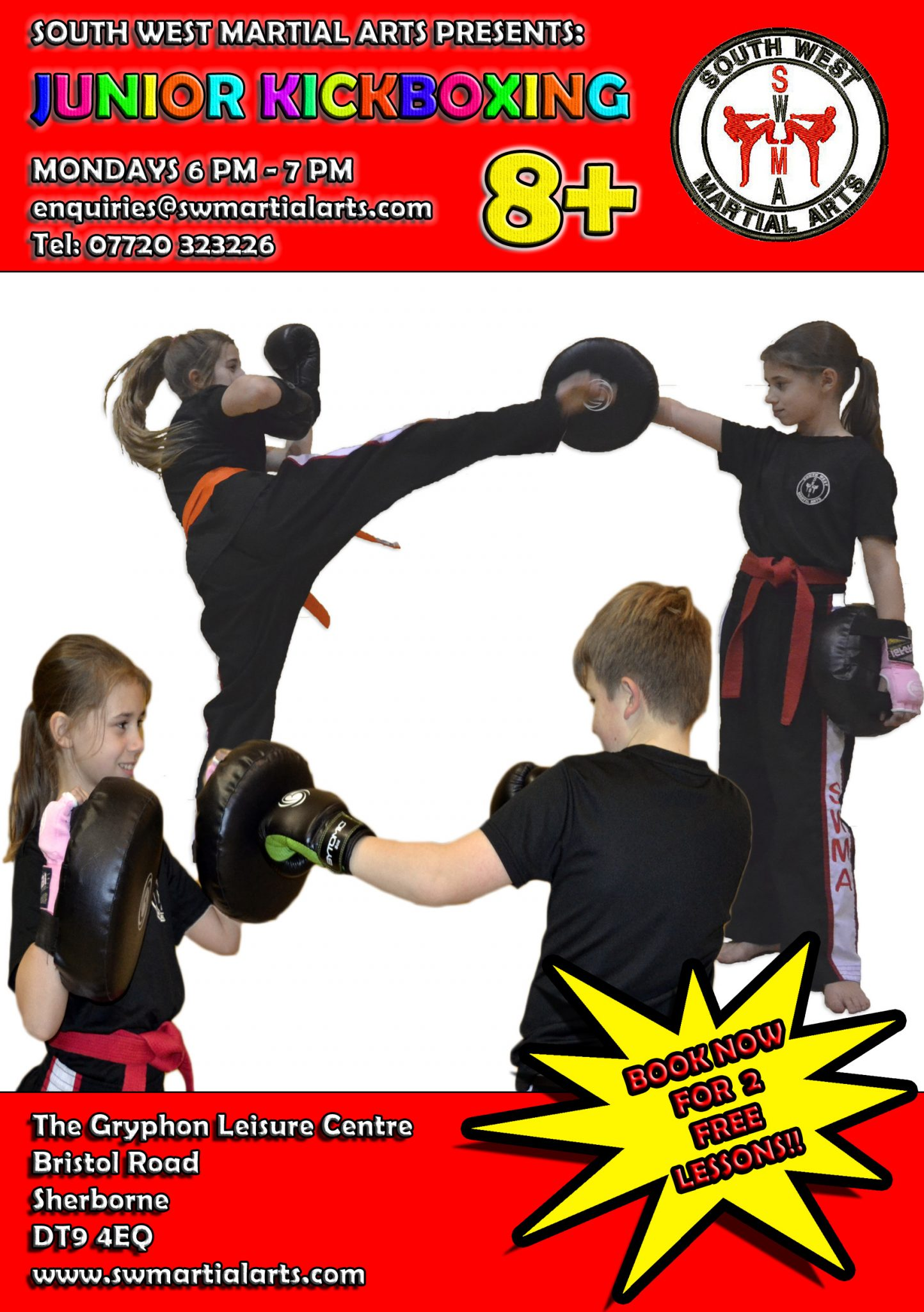 Junior Kickboxing