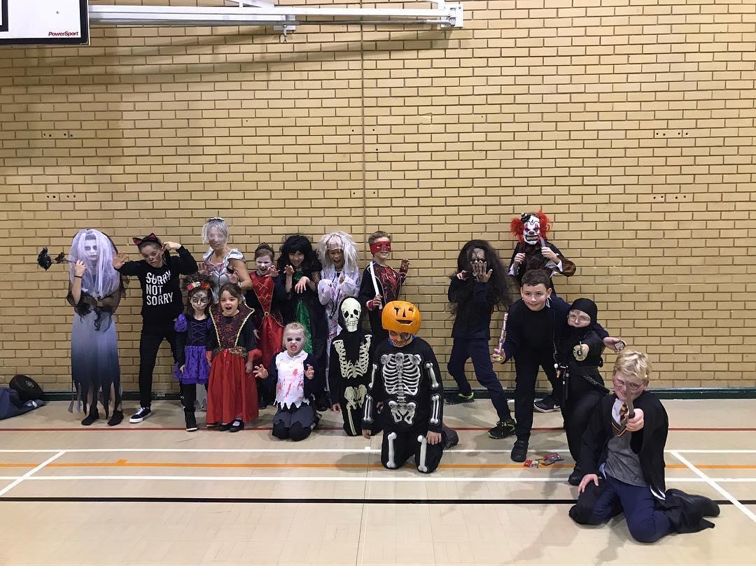 SWMA Halloween 2018