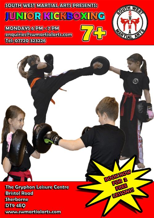 Junior Kickboxing